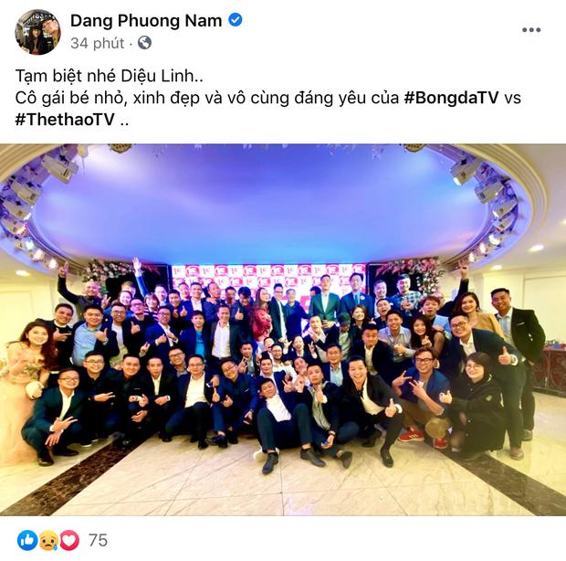 """Đồng nghiệp ở VTV và các đài truyền hình xót xa khi nghe tin MC Diệu Linh qua đời: """"Sẽ không còn đau khổ em nhé"""" - Ảnh 1"""