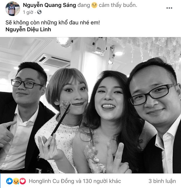 """Đồng nghiệp ở VTV và các đài truyền hình xót xa khi nghe tin MC Diệu Linh qua đời: """"Sẽ không còn đau khổ em nhé"""" - Ảnh 3"""