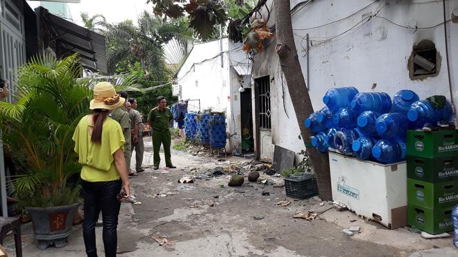 Lời khai của nghi phạm phóng hoả phòng trọ khiến 3 người tử vong ở Sài Gòn - Ảnh 1