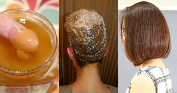 3 cách tự nhuộm tóc nâu hạt dẻ tự nhiên tại nhà đẹp không thua gì ngoài tiệm - Ảnh 4
