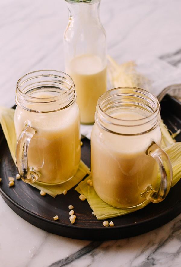 Công thức làm sữa ngô 'bất hủ' ai uống cũng phải khen tấm tắc - Ảnh 5