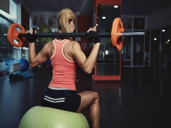 Tăng cường cơ bắp quan trọng hơn giảm béo - Ảnh 1