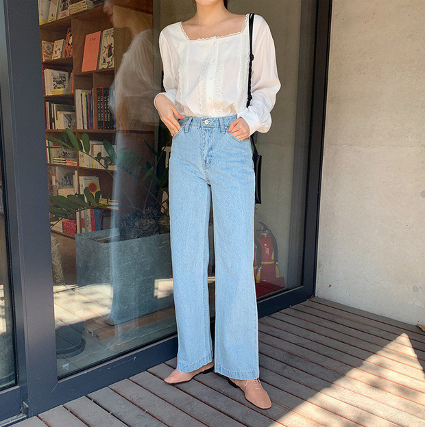 4 món đồ jeans bạn nên tậu gấp để bước vào mùa thu với style trẻ xinh và siêu cấp sành điệu - Ảnh 8