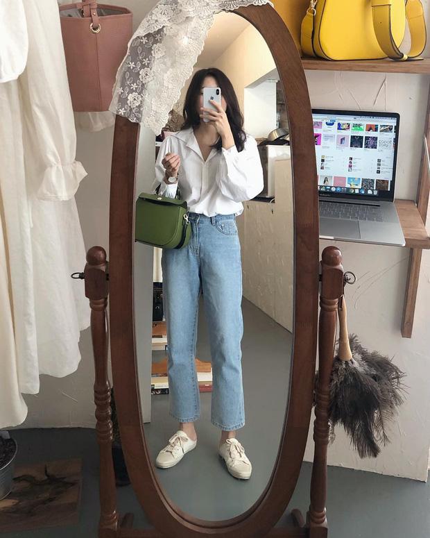 4 món đồ jeans bạn nên tậu gấp để bước vào mùa thu với style trẻ xinh và siêu cấp sành điệu - Ảnh 3
