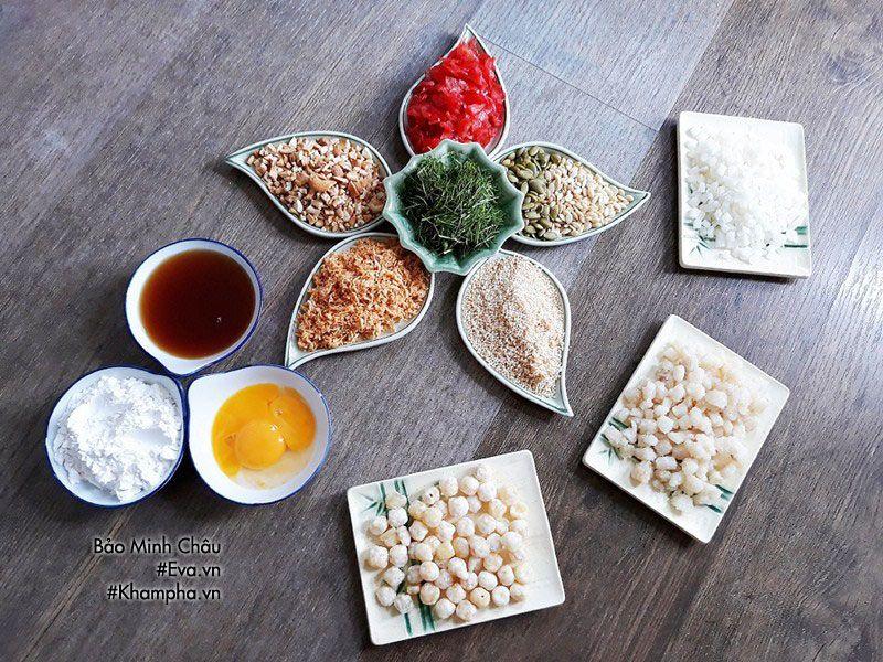 Cách làm bánh nướng truyền thống tuyệt ngon lại đơn giản cho Tết Trung thu - Ảnh 1