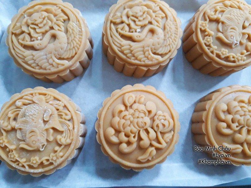 Cách làm bánh nướng truyền thống tuyệt ngon lại đơn giản cho Tết Trung thu - Ảnh 7