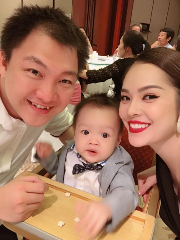 Cuộc sống giàu sang ngôn tình của Dương Cẩm Lynh trước khi chia tay người chồng từng chi 3 triệu mỗi ngày mua hoa tặng vợ - Ảnh 18