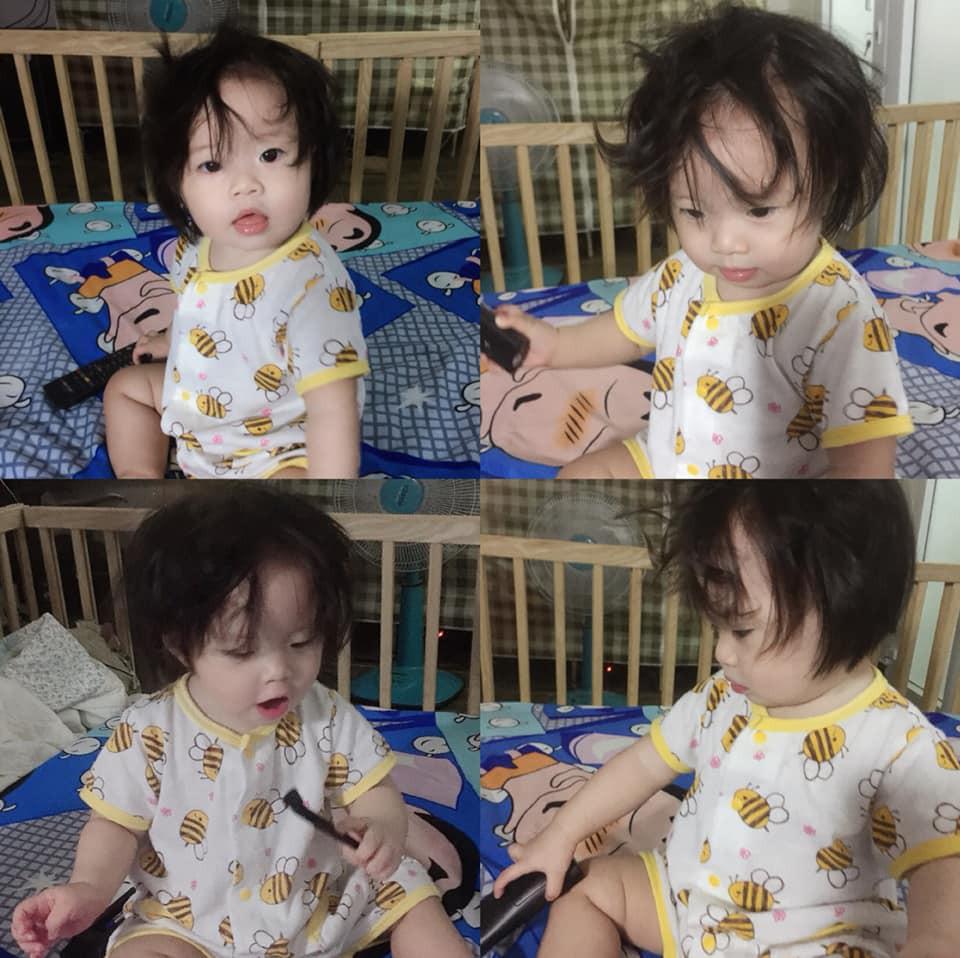 1001 biểu cảm 'thẫn thờ' lẫn ngơ ngác của các bé khi mới ngủ dậy khiến cha mẹ chẳng thể nhịn cười - Ảnh 5