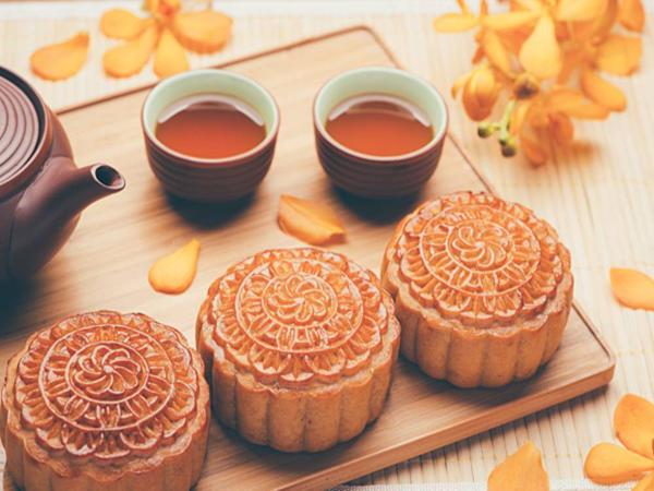 4 nguyên tắc ăn bánh Trung thu không lo béo - Ảnh 2