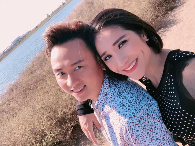 Cát Tường tình tứ bên người yêu cũ Hàn Thái Tú - Ảnh 1