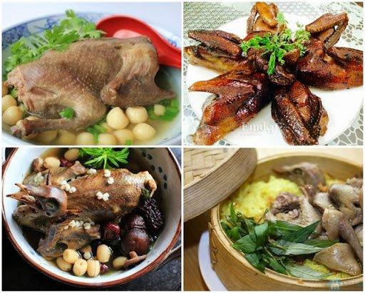 Cách nấu cháo chim bồ câu cực ngon và giàu dinh dưỡng - Ảnh 1