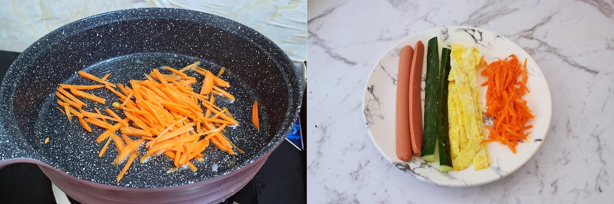 Món cơm cuộn chỉ cần thêm chút xíu nguyên liệu này thì vị ngon sẽ nhân lên gấp nhiều lần! - Ảnh 2