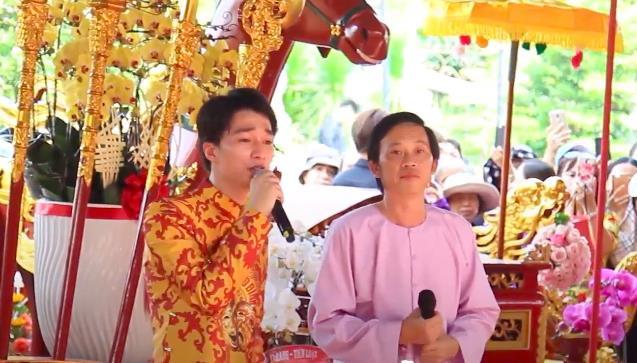 Dàn con nuôi, em nuôi của danh hài Hoài Linh - Ảnh 9