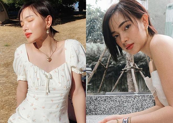 Gu trang điểm hợp tóc ngắn của Châu Bùi, Khánh Linh - Ảnh 11