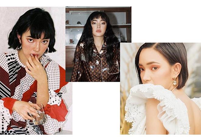 Gu trang điểm hợp tóc ngắn của Châu Bùi, Khánh Linh - Ảnh 13
