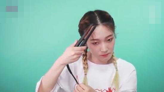 Chị em nhanh nhanh thử kiểu tóc siêu dễ thương mà các ngôi sao đang cực ưa chuộng - Ảnh 13