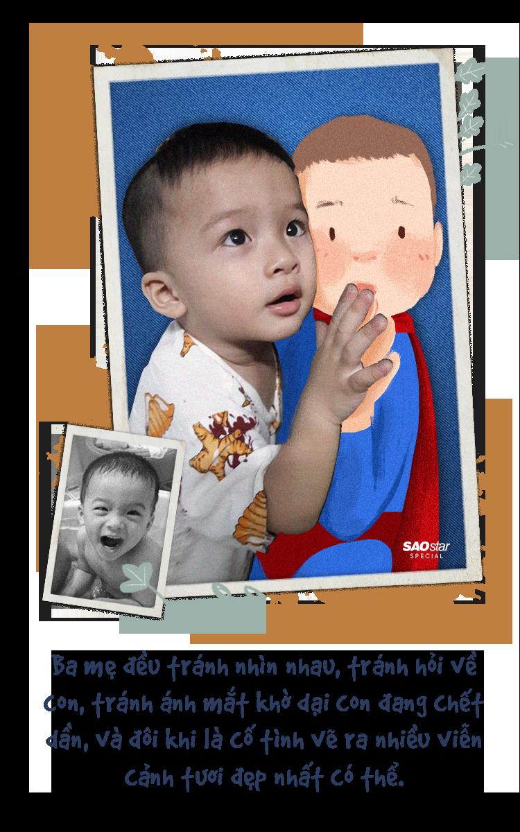 Cậu bé não phẳng và hành trình tìm kiếm phép màu của người mẹ thạc sĩ - Ảnh 9