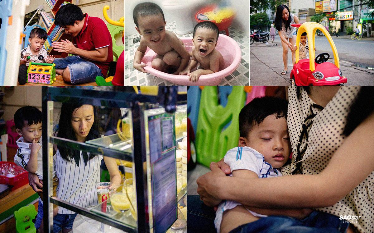 Cậu bé não phẳng và hành trình tìm kiếm phép màu của người mẹ thạc sĩ - Ảnh 13