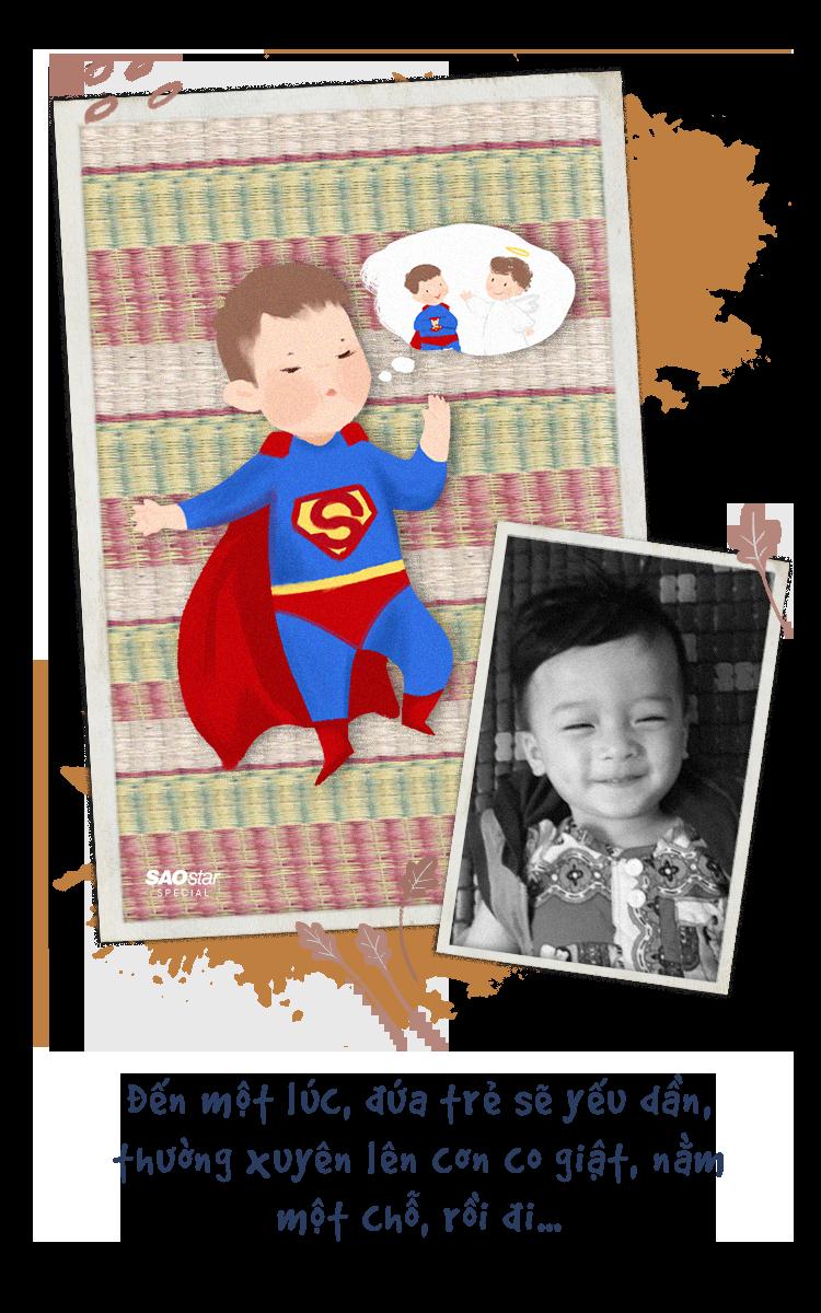 Cậu bé não phẳng và hành trình tìm kiếm phép màu của người mẹ thạc sĩ - Ảnh 6