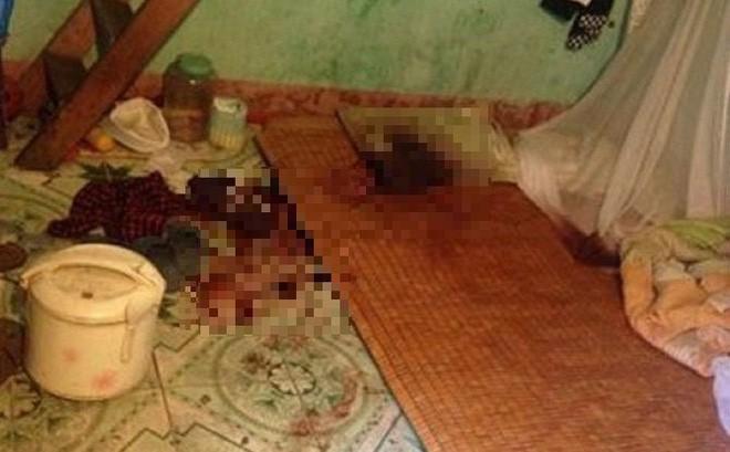 Hải Dương: Người đàn ông tử vong trong nhà, cổ có vết cứa sâu - Ảnh 1