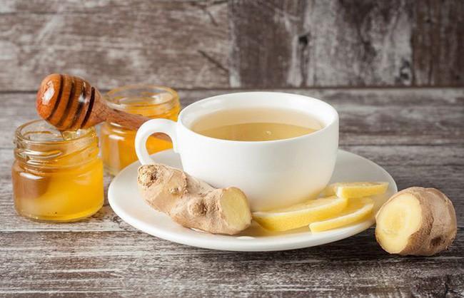 Uống mỗi sáng 1 ly trà gừng làm theo cách này, mỡ bụng tan nhanh chóng, cơ thể khỏe mạnh chẳng lo cảm cúm - Ảnh 2