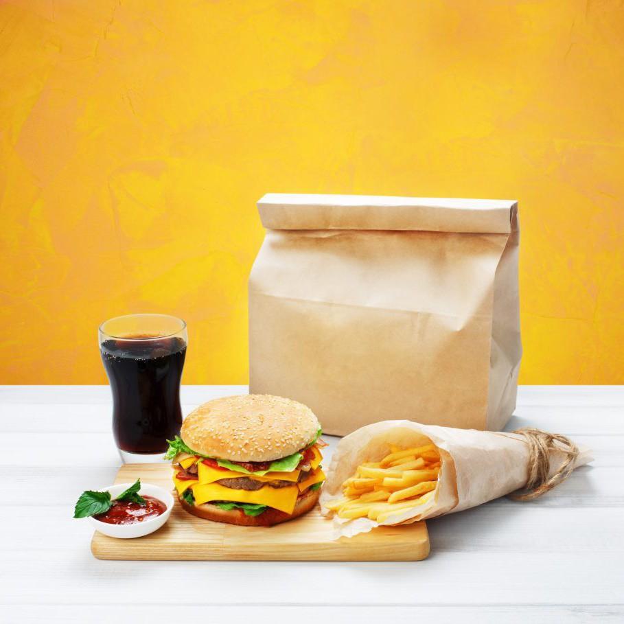 Cảnh báo: Giấy gói đồ ăn nhanh có thể làm cơ thể bạn nhiễm độc tố và dẫn tới hậu quả tồi tệ không lường thế này - Ảnh 3