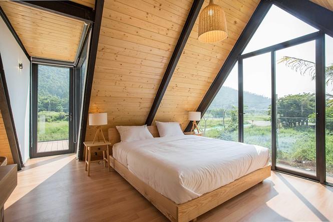 Ngỡ ngàng trước vẻ đẹp ngôi nhà dưới chân núi Sơn Trà - Ảnh 7