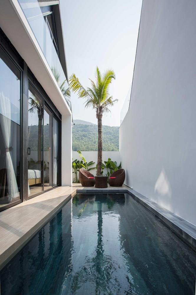 Ngỡ ngàng trước vẻ đẹp ngôi nhà dưới chân núi Sơn Trà - Ảnh 8