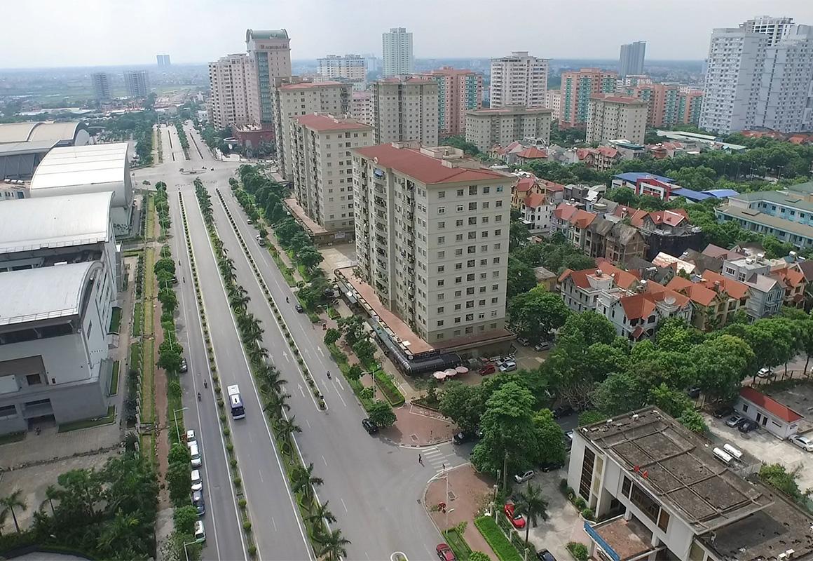 Nguồn cung căn hộ có xu hướng dịch chuyển xa trung tâm Hà Nội - Ảnh 1