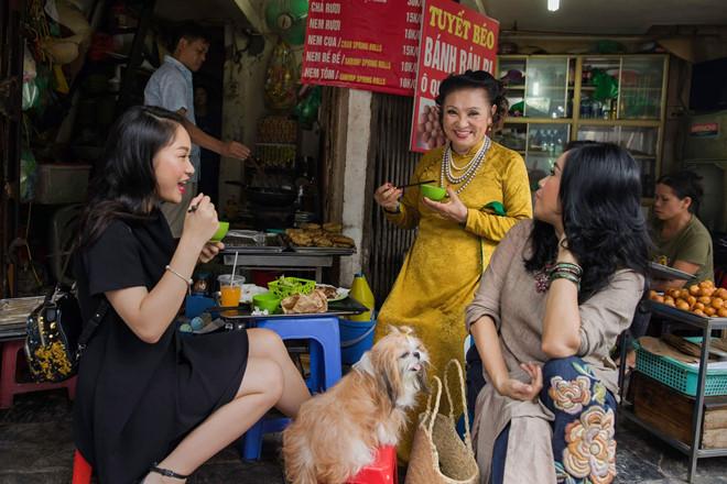 Nhan sắc của ba thế hệ trong gia đình Thanh Lam - Ảnh 1