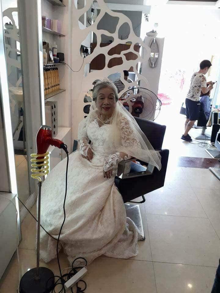 Bức ảnh đám cưới kim cương đong đầy yêu thương của 'ông bà anh' khiến cư dân mạng trầm trồ ngưỡng mộ - Ảnh 2