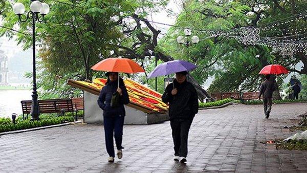 Dự báo thời tiết 14/11: Cả nước có mưa - Ảnh 1