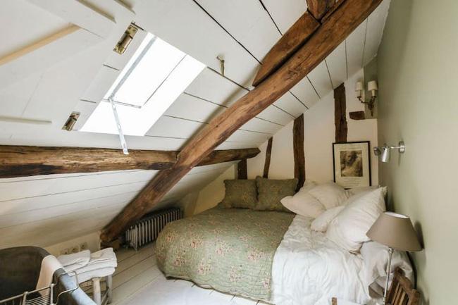 Ngôi nhà cổ xuất hiện từ thế kỷ 18 ở Paris vẫn đẹp ăn đứt các ngôi nhà bây giờ - Ảnh 8