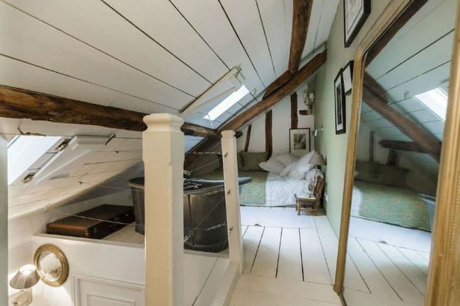 Ngôi nhà cổ xuất hiện từ thế kỷ 18 ở Paris vẫn đẹp ăn đứt các ngôi nhà bây giờ - Ảnh 9