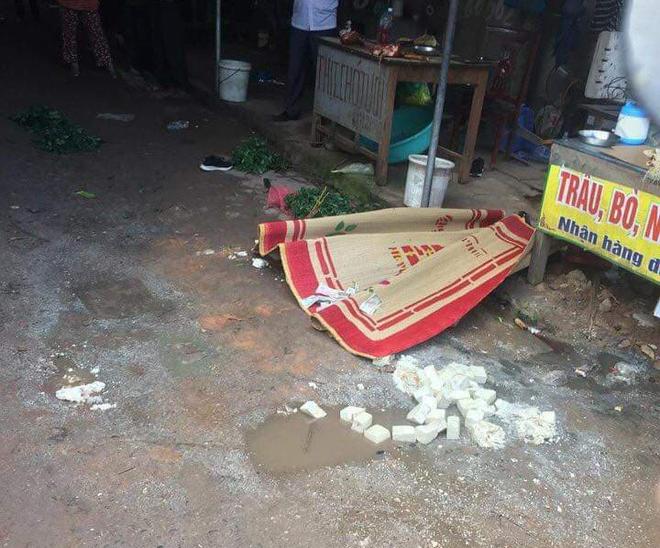 Vụ bắn chết thiếu phụ giữa chợ: Nghi phạm từng dọa giết nạn nhân nhiều lần vì bị khước từ tình cảm - Ảnh 1
