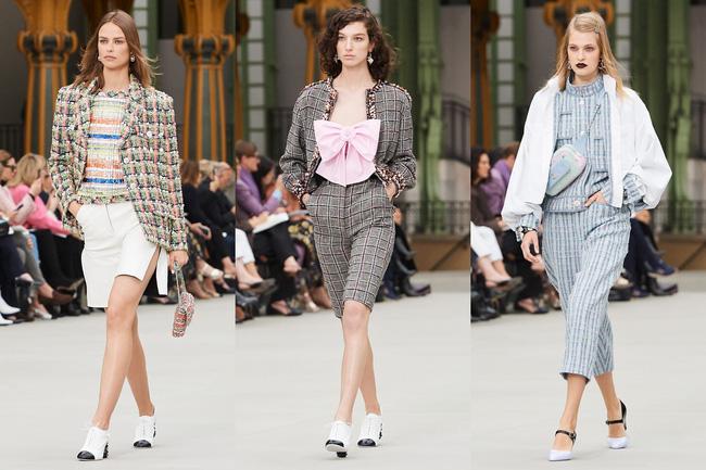 Áo khoác vải tweed: Món đồ tiêu biểu và cực đáng sắm cho tủ đồ Đông năm nay - Ảnh 1