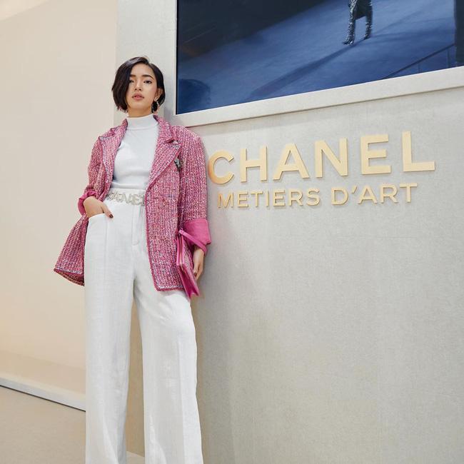 Áo khoác vải tweed: Món đồ tiêu biểu và cực đáng sắm cho tủ đồ Đông năm nay - Ảnh 12