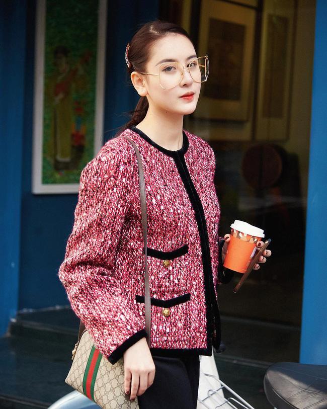 Áo khoác vải tweed: Món đồ tiêu biểu và cực đáng sắm cho tủ đồ Đông năm nay - Ảnh 13
