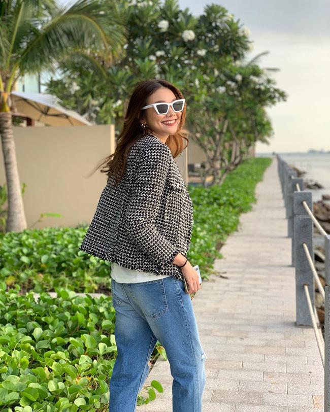 Áo khoác vải tweed: Món đồ tiêu biểu và cực đáng sắm cho tủ đồ Đông năm nay - Ảnh 17