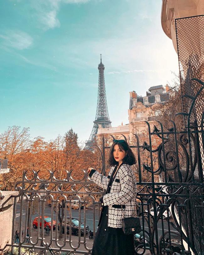 Áo khoác vải tweed: Món đồ tiêu biểu và cực đáng sắm cho tủ đồ Đông năm nay - Ảnh 19