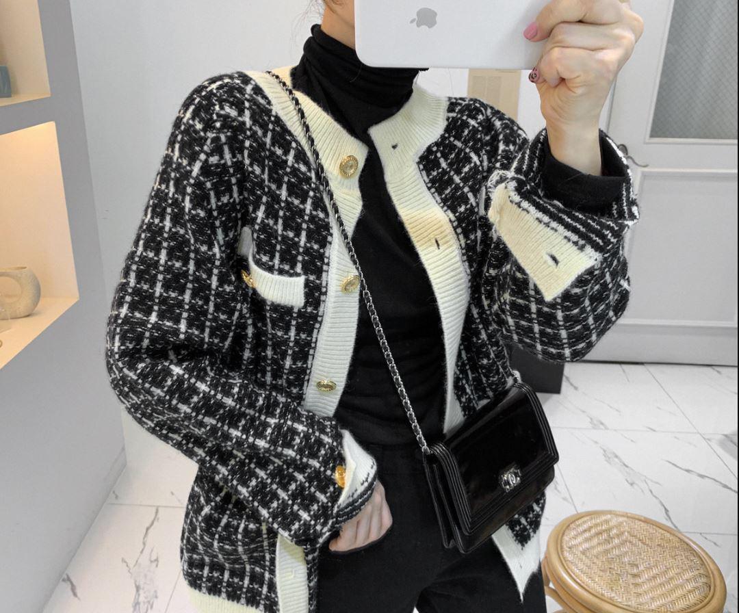 Áo khoác vải tweed: Món đồ tiêu biểu và cực đáng sắm cho tủ đồ Đông năm nay - Ảnh 3
