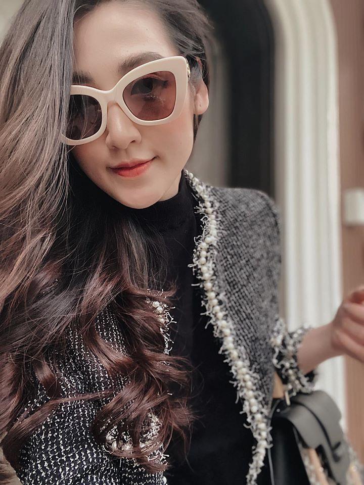 Áo khoác vải tweed: Món đồ tiêu biểu và cực đáng sắm cho tủ đồ Đông năm nay - Ảnh 10