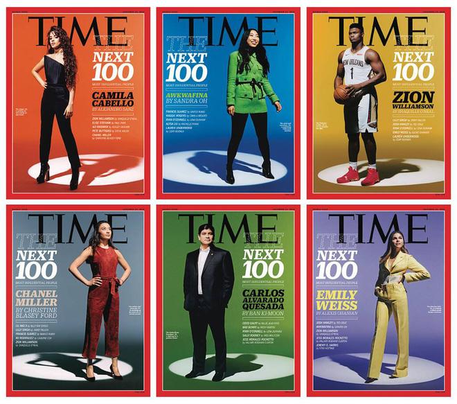 BLACKPINK, Billie Eilish và Camila Cabello được tạp chí TIME vinh danh là những ngôi sao sẽ định hình cho nền âm nhạc trong tương lai - Ảnh 1