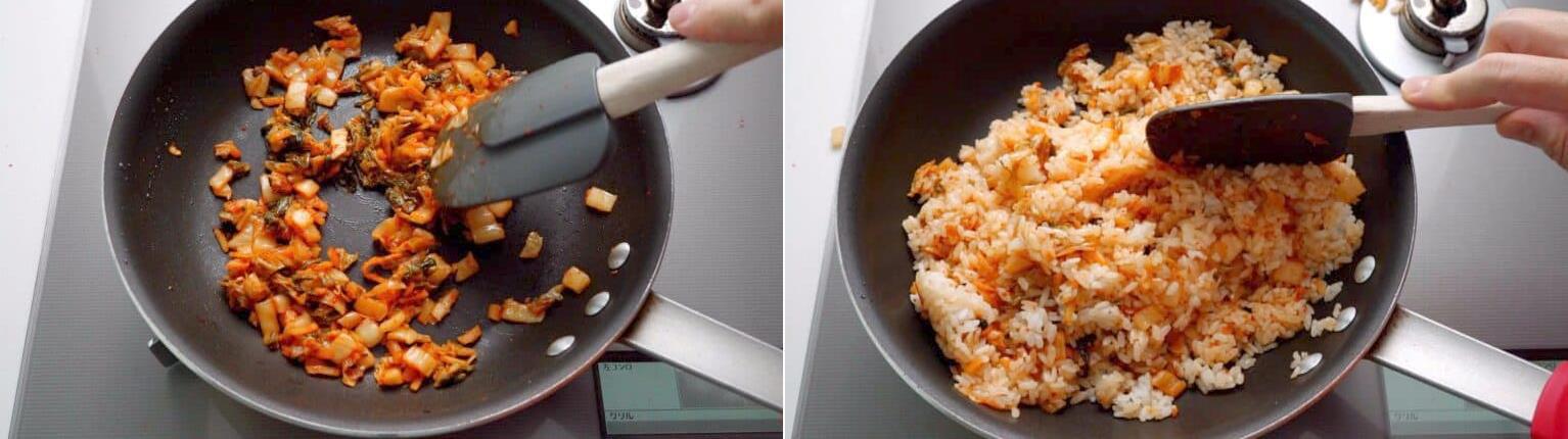 Mùa đông thì phải học ngay người Hàn làm món cơm chiên 'chuẩn chỉnh' này - Ảnh 3