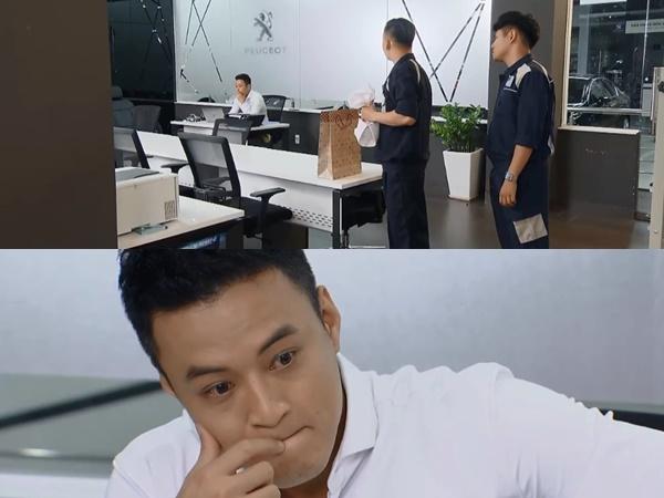 Preview 'Hoa hồng trên ngực trái' tập 30: Bảo ghen tuông khi nhân viên tán tỉnh Khuê - Ảnh 2