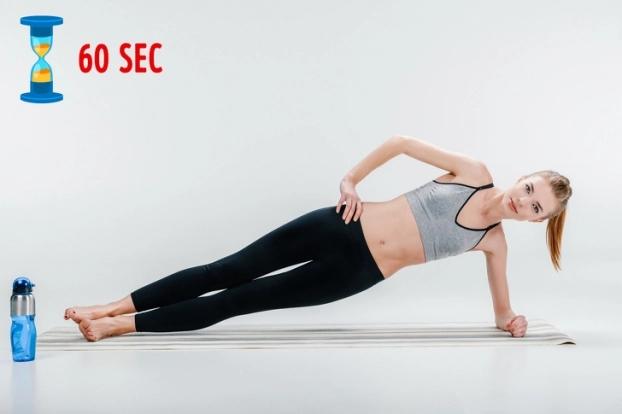 8 bài tập yoga giảm mỡ bụng cho vòng eo săn chắc, phẳng lì - Ảnh 7