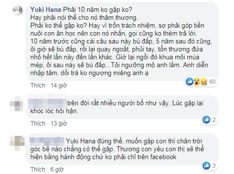 Viết tâm thư thương nhớ con gái, Việt Anh bị vợ cũ vào tận trang cá nhân bình luận: 'Đừng giả tạo nữa' - Ảnh 3