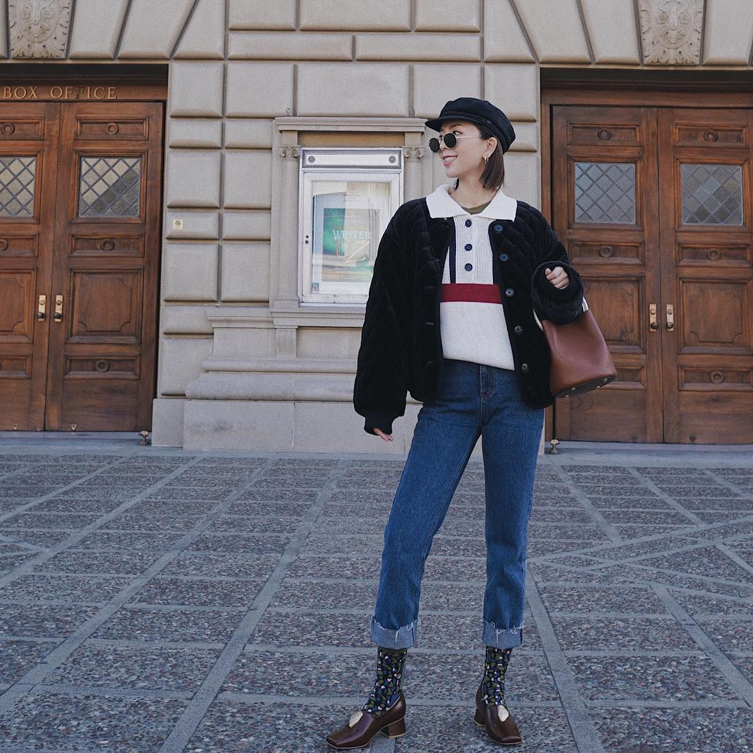 3 lỗi diện quần jeans không khiến cặp chân ngắn hơn thì cũng dễ đưa bạn vào tình huống kém duyên, nhạy cảm - Ảnh 2