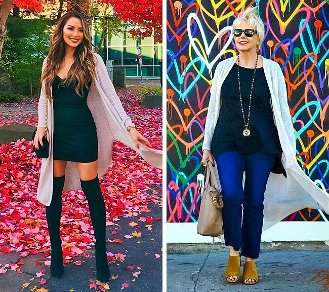 9 kiểu trang phục vừa giúp chị em ăn gian tuổi lại còn khiến họ trở nên thanh lịch hơn trong mắt người khác - Ảnh 2
