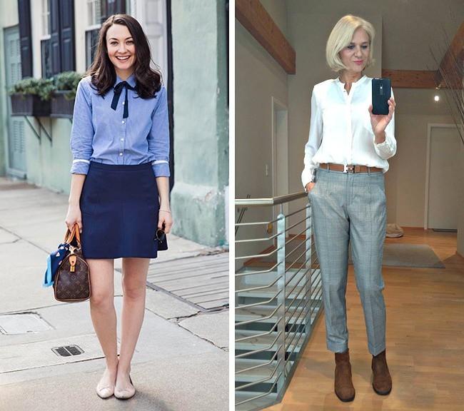 9 kiểu trang phục vừa giúp chị em ăn gian tuổi lại còn khiến họ trở nên thanh lịch hơn trong mắt người khác - Ảnh 3
